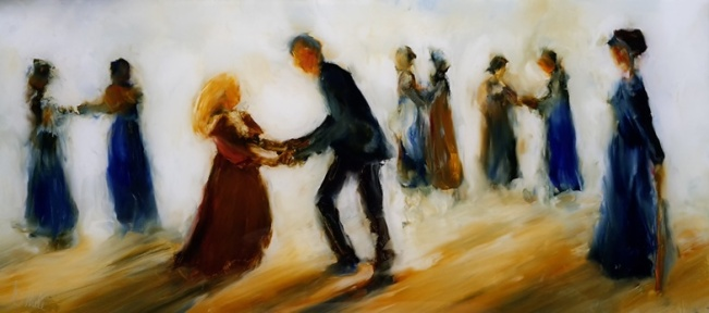 Dance At The Local Hall