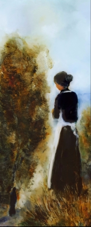 Sold Woman Watching